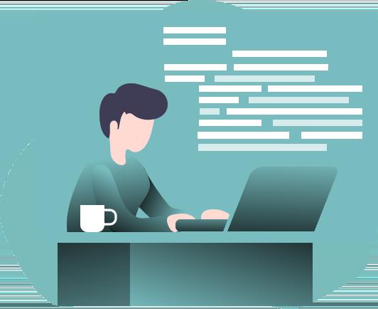 Web Developer_Monochromatic
